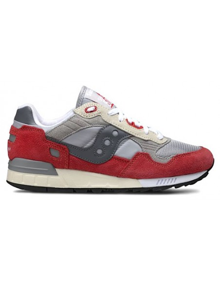 SAUCONY SHADOW 5000 GRIS ROUGE