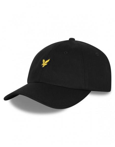 LYLE AND SCOTT BASEBALL CAP TRUE BLACK