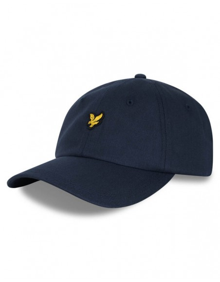 LYLE AND SCOTT BASEBALL CAP DARK NAVY