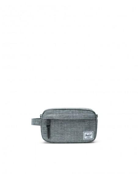 HERSCHEL Chapter Travel Kit | Trousse de toilette gris chiné