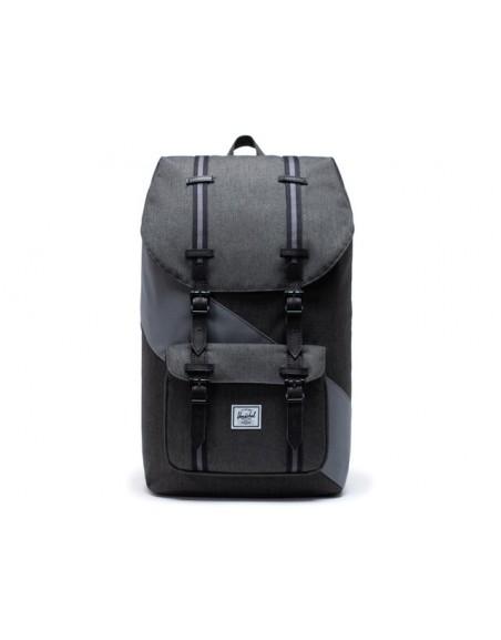 Herschel Little America Backpack Black Crosswatch