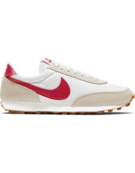 Nike daybreak blanc rouge