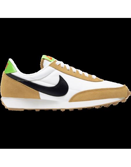 Nike daybreak blanc noir nude vert