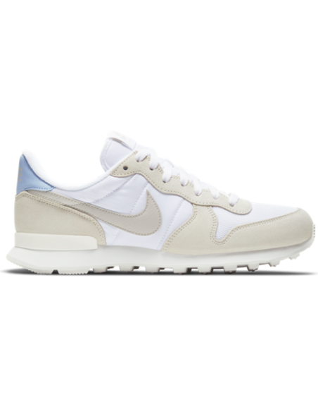 Nike Internationalist blanc bleu ciel