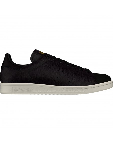 ADIDAS Stan Smith Premium CBLACK/CBLACK/GOLDMT